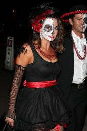 Tina Fey – Casa Tequila Halloween Party in Beverly Hills, October 2015