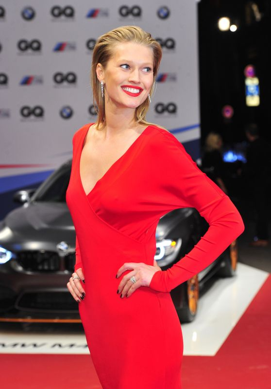 Toni Garrn - GQ Men of the Year Award 2015 in Berlin