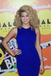 Tori Kelly – 2015 Nickelodeon HALO Awards at Pier 36 in New York