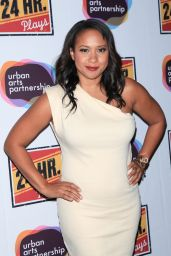 Tracie Thoms – 2015 24 Hour Plays at American Airlines Theatre in NYC