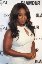 Uzo Aduba – 2015 Glamour Women Of The Year Awards at Carnegie Hall in New York
