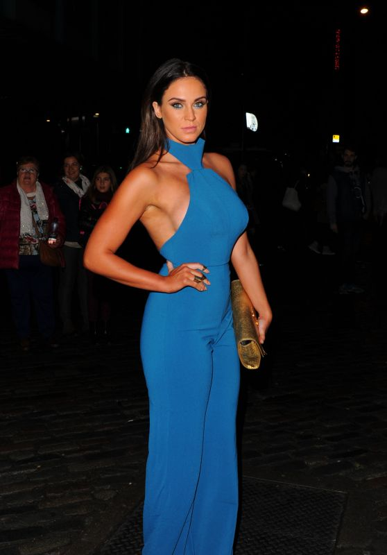 Vicky Pattison at Her Birthday Party at Gilgamesh in London, November 2015