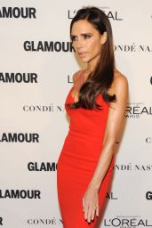 Victoria Beckham – 2015 Glamour Women Of The Year Awards in New York City