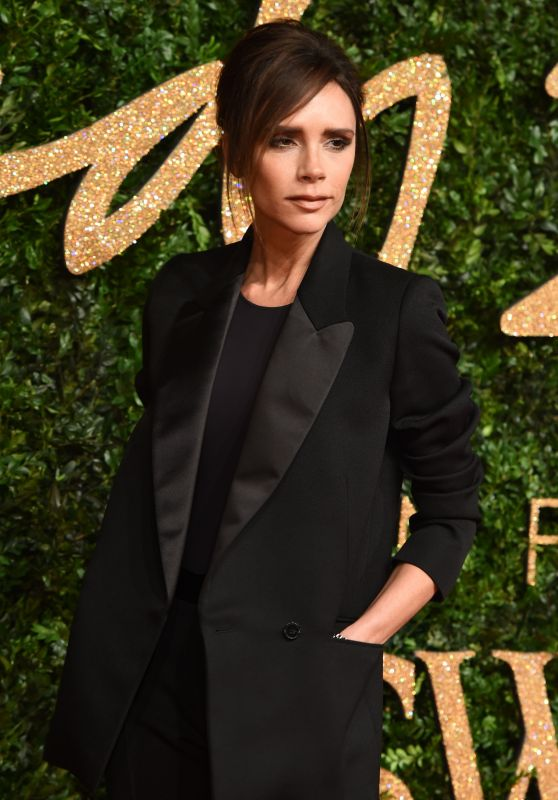 Victoria Beckham – British Fashion Awards 2015 in London