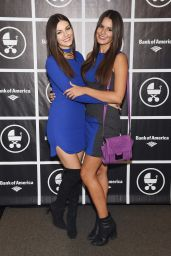 Victoria Justice – An Evening With Jerry Seinfeld and Amy Schumer in NYC, November 2015
