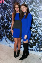 Victoria Justice – An Evening With Jerry Seinfeld and Amy Schumer in NYC (Part II), 11/16/2015