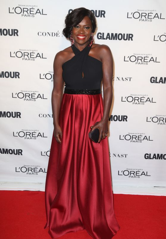 Viola Davis – 2015 Glamour Women Of The Year Awards at Carnegie Hall in New York