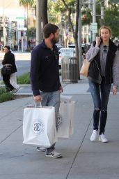Whitney Port - Shopping in Beverly Hills, November 2015