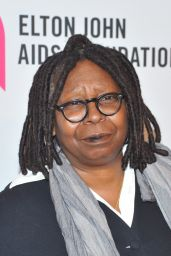 Whoopi Goldberg – Elton John's 2015 AIDS Foundation Gala in New York City