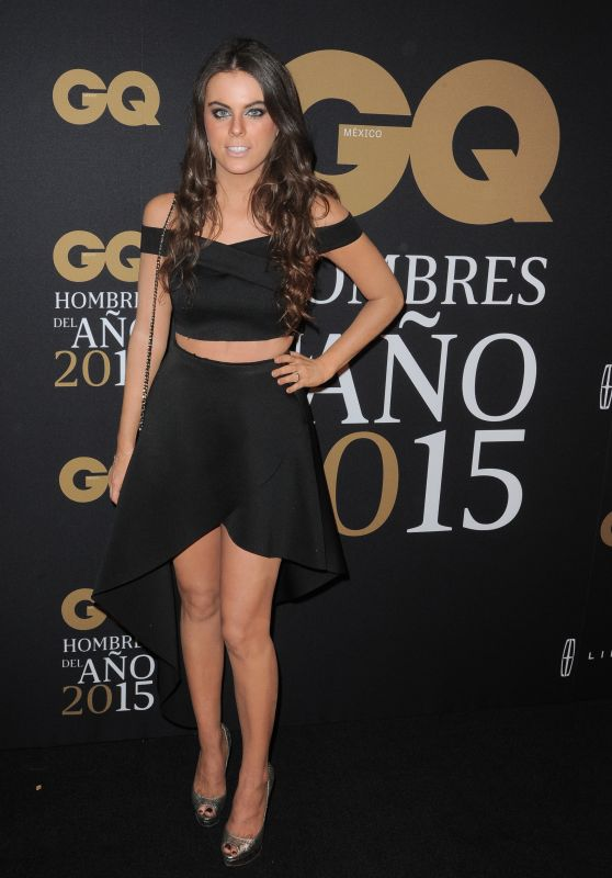 Yael Sandler – GQ Men of the Year Awards 2015 in Mexico City