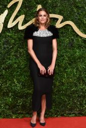 Yasmin Le Bon – British Fashion Awards 2015 in London