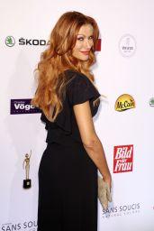 Yasmina Filali – Goldene Bild Der Frau Award 2015 in Hamburg