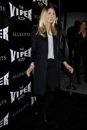 Yvonne Strahovski – Viper Room Re-Launch Party in West Hollywood 11/17/2015