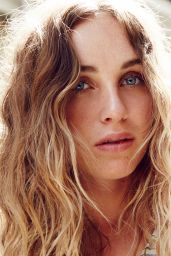 Zella Day - Photoshoot for Teen Vogue Magazine November 2015