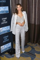 Zendaya - ACLU SoCal Hosts 2015 Bill Of Rights Dinner