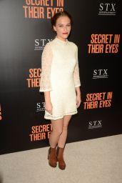 Zoe Graham – Secret In Their Eyes Premiere in Los Angeles