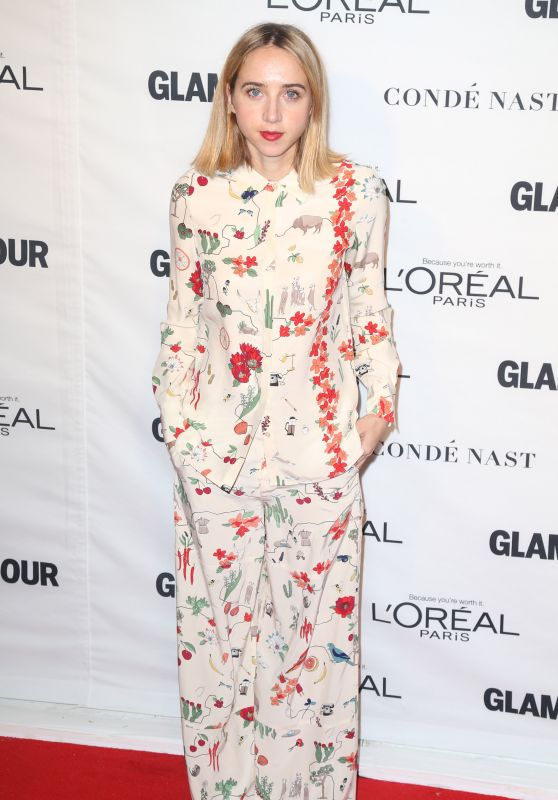 Zoe Kazan – 2015 Glamour Women Of The Year Awards at Carnegie Hall in New York