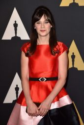 Zooey Deschanel - 2015 Governors Awards in Hollywood