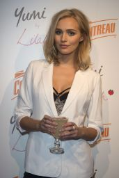 Ianthe Rose Cochrane-Stack – Cointreau Launch Party for Yumi By Lilah Spring/Summer 2016 Collection in London