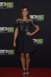 Jessica Ennis – 2015 BBC Sports Personality of the Year Award at Odyssey Arena in Belfast, Northern Ireland