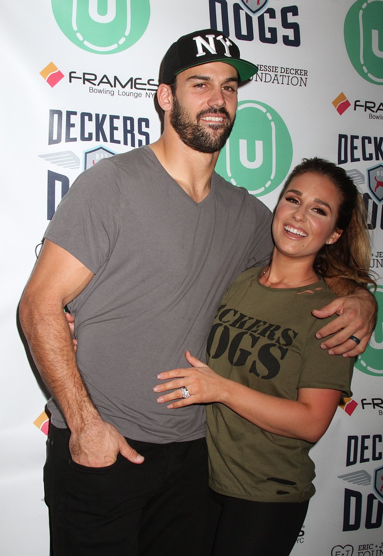 Jessie James Decker - Bowling for Barks Event at Frames Bowling ...