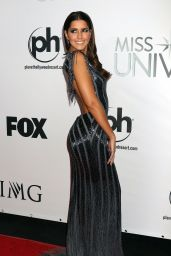 Paulina Vega – 2015 Miss Universe Pageant in Las Vegas