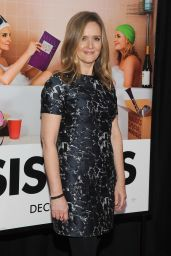 Samantha Bee – 'Sisters' Premiere at Ziegfeld Theater in New York