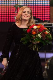 Adele - Attends the Television Show 2015! Menschen, Bilder, Emotionen in Cologne