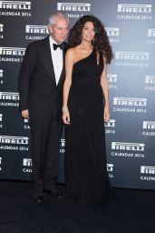 Afef Jnifen – The Pirelli Calendar 2016 Annie Leibovitz Launch in London