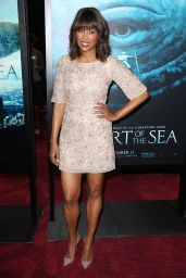 Aisha Tyler – 'In The Heart of The Sea' Premiere in NYC