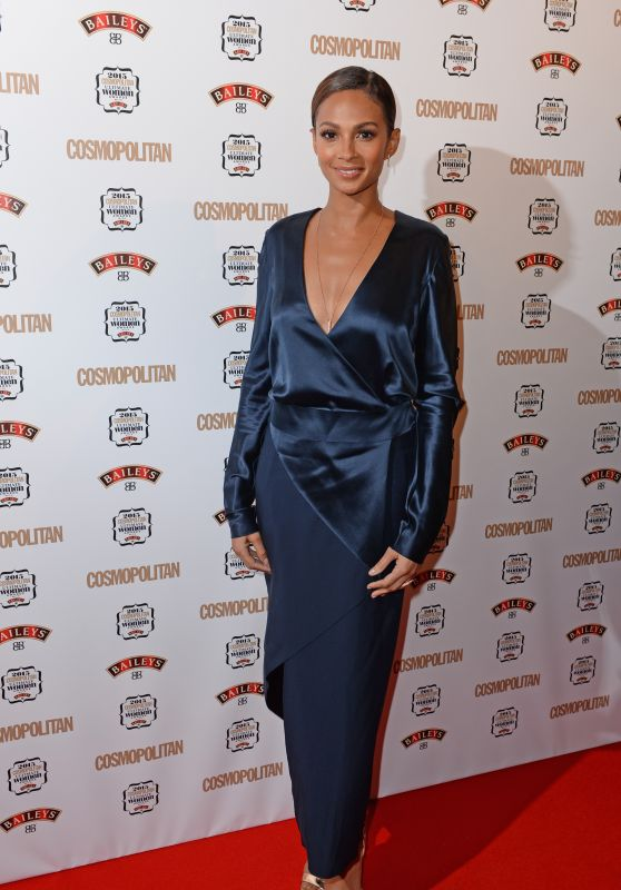 Alesha Dixon – 2015 Cosmopolitan Ultimate Women of the Year Awards in London