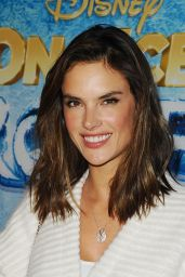 Alessandra Ambrosio at Disney On Ice in Los Angeles, 12/10/2015