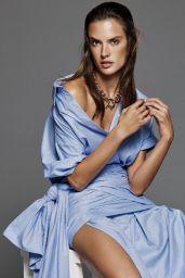 Alessandra Ambrosio - Photoshoot for Glamour January 2016