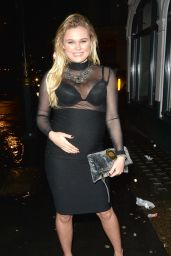 Alexandra Weaver – Attending Billie Faiers' In The Style Launch Party in London, December 2015