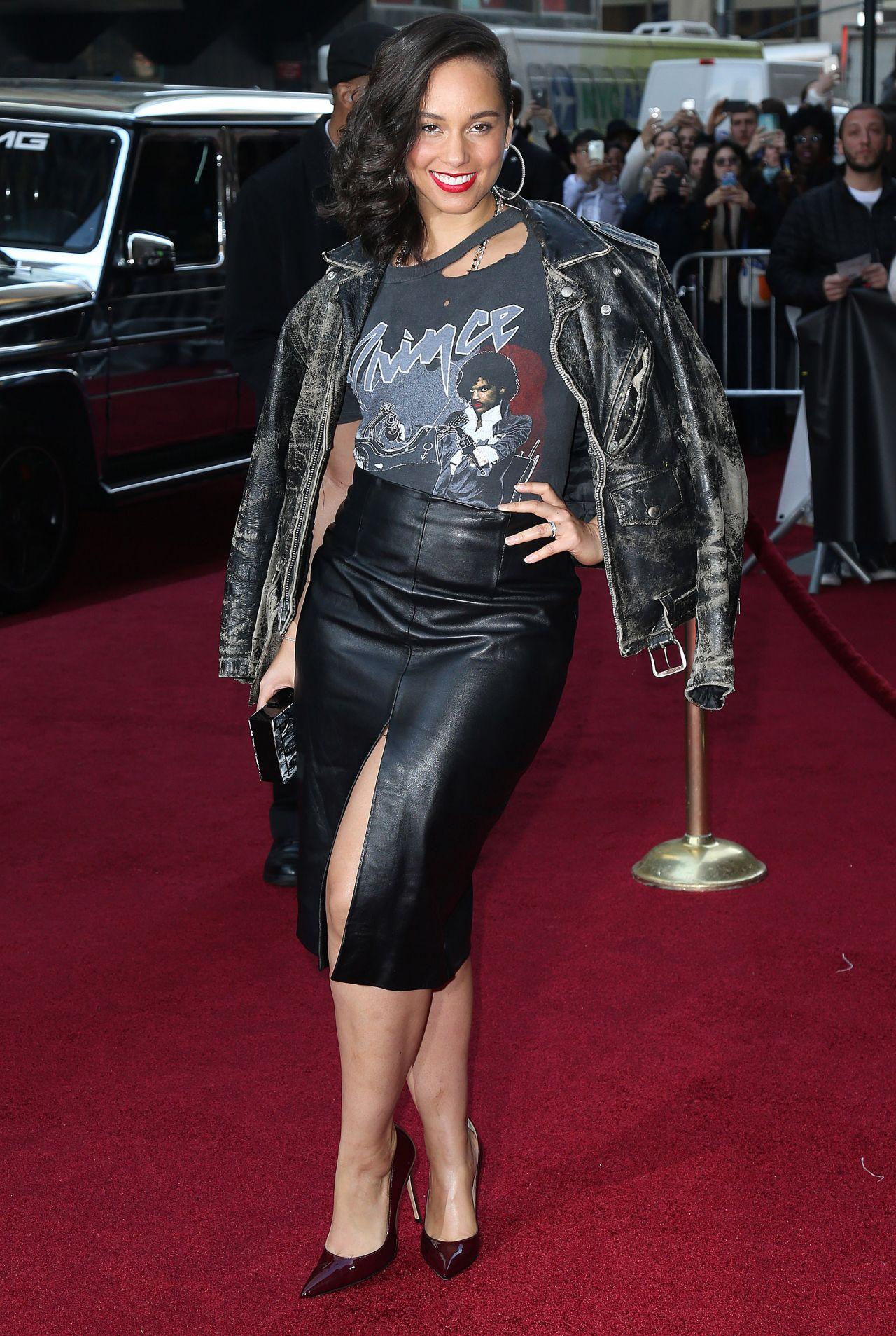 Alicia Keys – 2015 Billboard Women in Music Event in New ... Alicia Keys New York