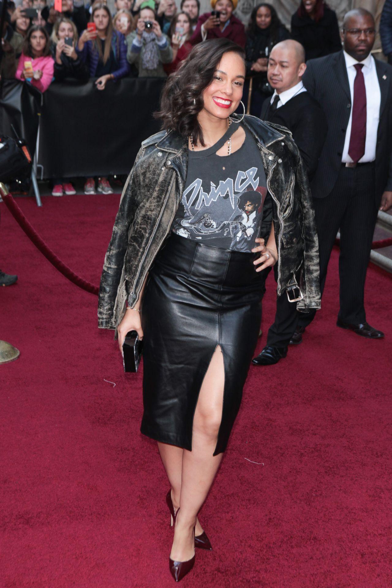 Alicia Keys – 2015 Billboard Women in Music Event in New ...