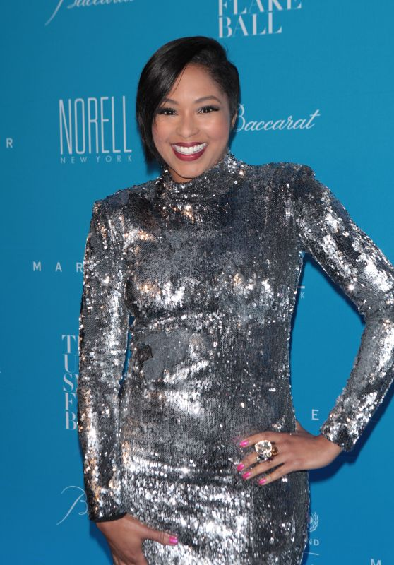 Alicia Quarles – 2015 UNICEF Snowflake Ball in New York City