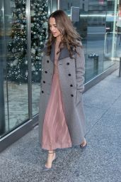 Alicia Vikander - Out in NYC, December 2015