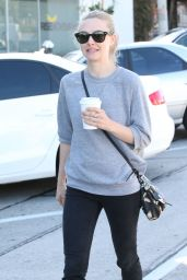 Amanda Seyfried - Out in West Hollywood 12/23/2015