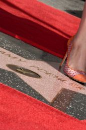 Amy Poehler - Honored With Star on the Hollywood Walk of Fame in Hollywood, 12/3/2015