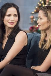 Andrea Corr, Sharon Corr and Caroline Corr Appeared on