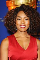 Angela Bassett - 2015 Golden Globe Nominations in Los Angeles