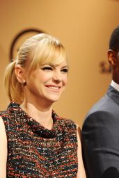 Anna Faris - 2015 SAG Award Nominations in Los Angeles