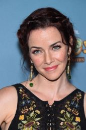Annie Wersching – Cirque du Soleil's 'Kurios – Cabinet of Curiosities' Opening Night in Los Angeles 12/9/2015