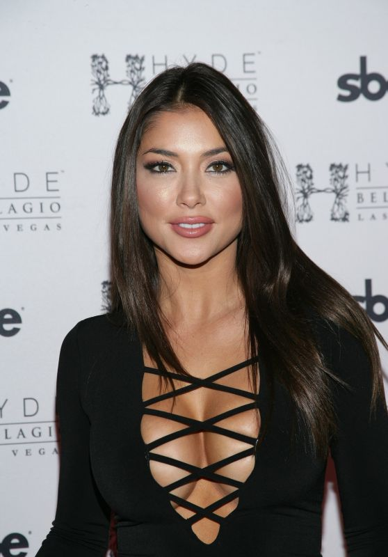 Arianny Celeste - UFC 194 Afterparty in Las Vegas