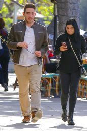 Ariel Winter - Out and about in Los Angeles, December 2015