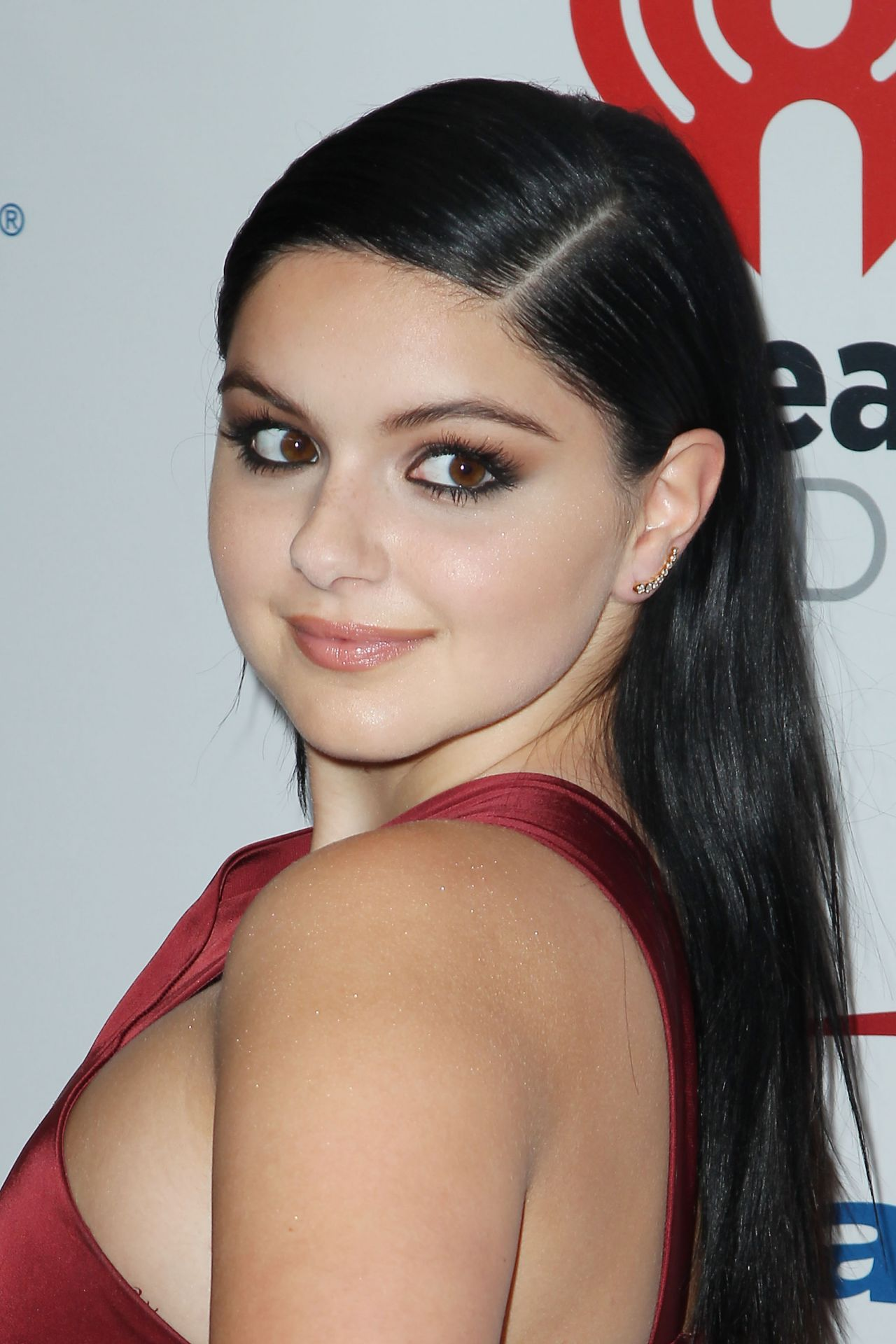 Ariel Winter Z100 Jingle Ball 2015 In New York City 12