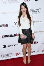 Ashley Arpel – Hollywood Chamber Orchestra Debut Performance in Los Angeles 12/11/2015