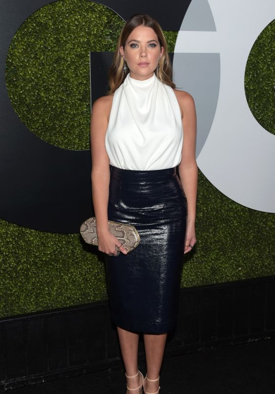 Ashley Benson – 2015 GQ Men Of The Year Party in Los Angeles