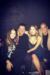 Ashley Benson - Her 26th Birthday Party at Blind Dragon in West Hollywood